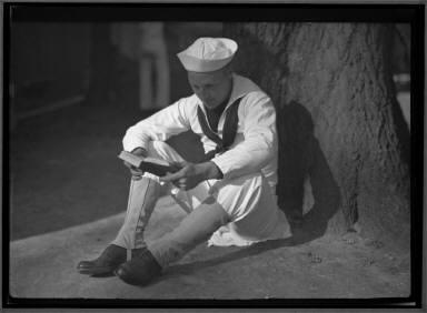Sailor Reading