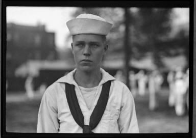 Portrait of a Sailor