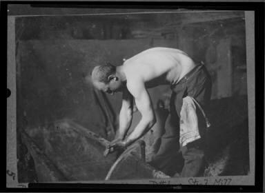 Wash Boss/ Wash at the Bosh(?) Pittsburgh 1909