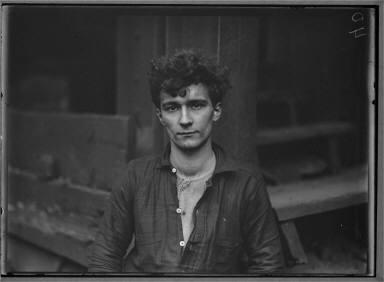 Young German Steel Worker