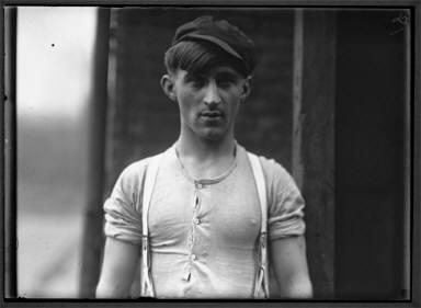 Steel Worker PA c. 1908-9