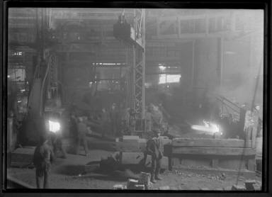 Small Steel Works Pittsburgh