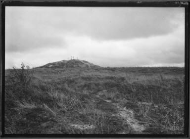 The Butte de Warlencourt...