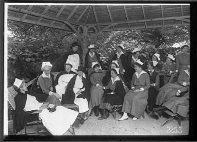 Group of Women Leaders