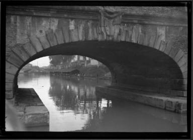 Toulouse Canal Arch