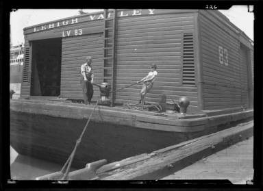 Canal Boat/ (Building 83)