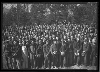 Group of Workers, Norris Dam