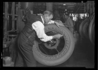 Tire Worker