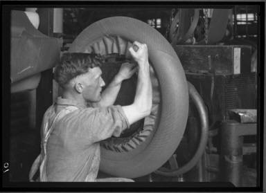 Making Tire