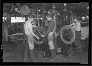 Tire Workers Penn Rubber co