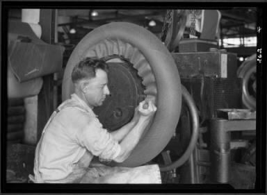 Tire Worker Penn Rubber co