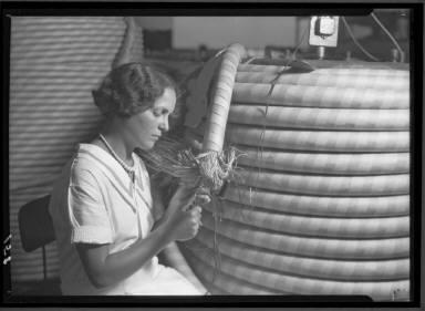 Josephine Burgess, W.E. Kearney/(See Feb. 1932 W.E. News)