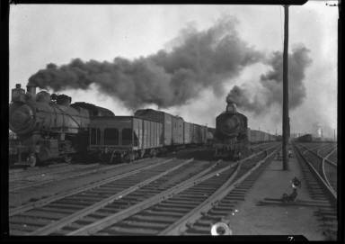 RR Freight Yards New Jersey