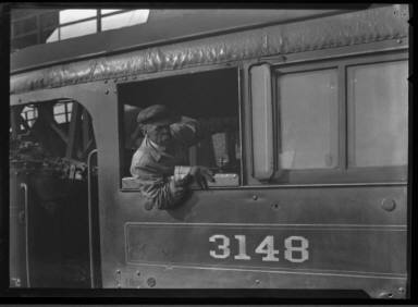 In the Cab for 40 Years PA RR 1920/ Edward Reynolds....