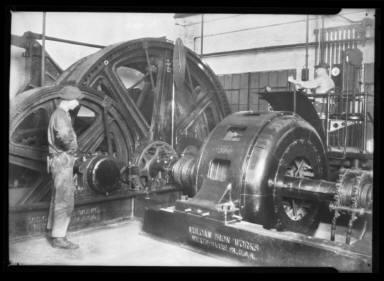 Interior of Modern Coal Breaker, PA