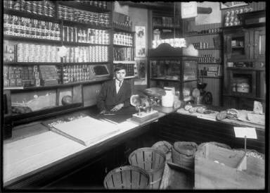 Delicatessen NY 1912