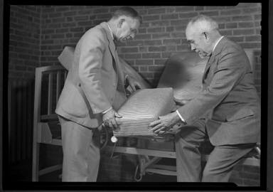 Men Upholstering