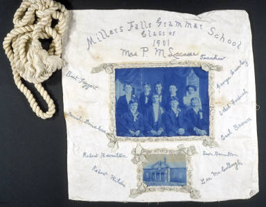Millers Falls grammar school class of 1901