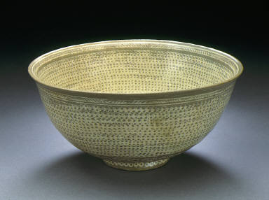 Bowl with Flowers and Lotus Petals