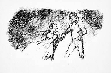 [12, no. 1 (1913), page 3 (top), Kunst und Künstler, Untitled]