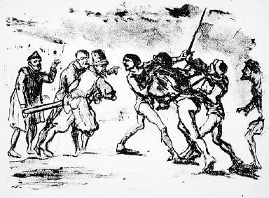 [12, no. 1 (1913), page 5, Kunst und Künstler, Untitled]