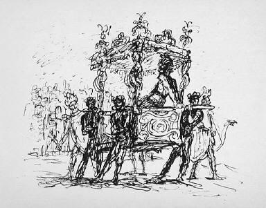 [17, no. 9 (1919), page 341, Kunst und Künstler, Untitled]