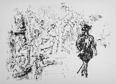 [17, no. 9 (1919), page 342, Kunst und Künstler, Untitled]