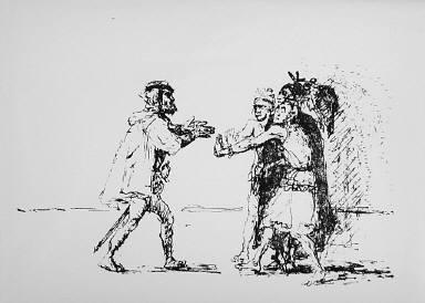 [17, no. 9 (1919), page 344, Kunst und Künstler, Untitled]