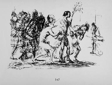 [17, no. 9 (1919), page 347, Kunst und Künstler, Untitled]