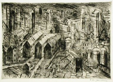 [plate 1, Industry, Industrie, (frontispiece), Untitled]