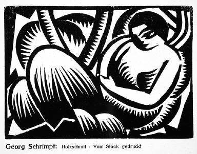 [8, no. 10 (1918), page 145, (woman reclining), Der Sturm, Untitled]