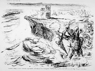 [Symbole der Zeit 8, 1, no. 13 (1916), page 4, Der Bildermann, Signs of the times 8]