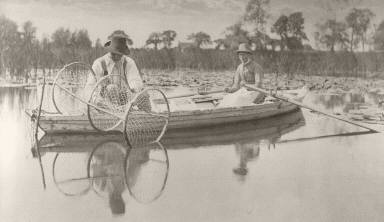 [Setting the Bow-Net, Life and Landscape on the Norfolk Broads]