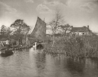 [A Broadman's Cottage, Life and Landscape on the Norfolk Broads]