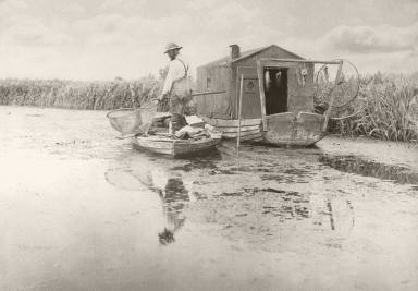 [An Eel-Catcher's Home, Life and Landscape on the Norfolk Broads]