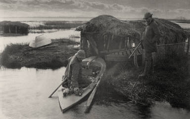 [The Fowler's Return, Life and Landscape on the Norfolk Broads]
