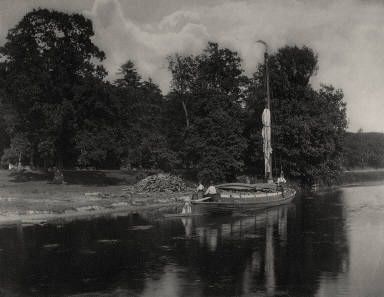 [The River Bure at Coltishall, Life and Landscape on the Norfolk Broads]