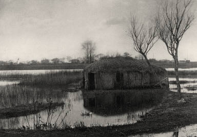 [A Reed Boat-House, Life and Landscape on the Norfolk Broads]