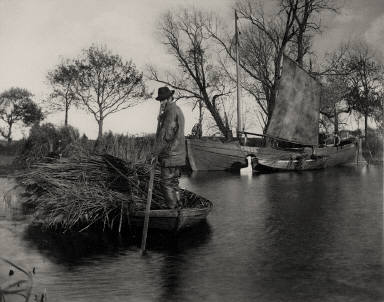 [The Gladdon-Cutter's Return, Life and Landscape on the Norfolk Broads]