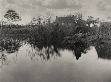 [Quanting the Gladdon, Life and Landscape on the Norfolk Broads]