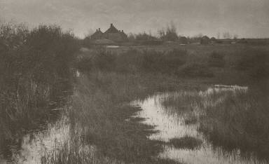 [The Fringe of the Marsh, Life and Landscape on the Norfolk Broads]