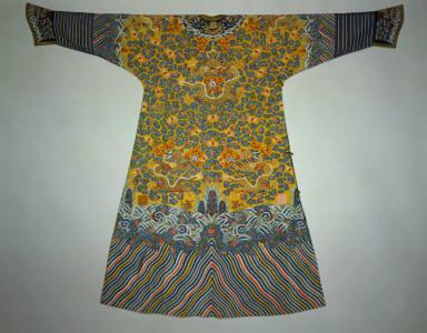 Emperor's Twelve-Symbol Dragon Robe (Long Pao)