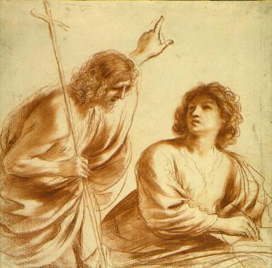 Saint John the Baptist and St. John the Evangelist
