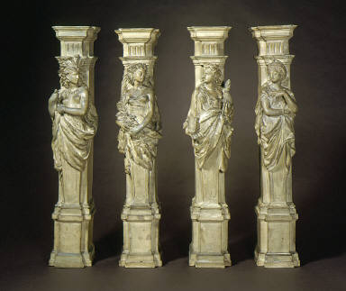 America (from Caryatids of the Four Continents)