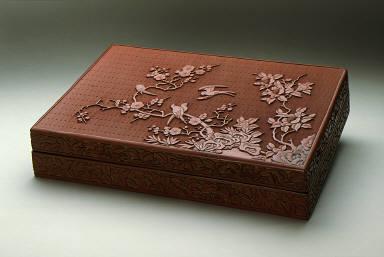 Rectangular Stationery Box