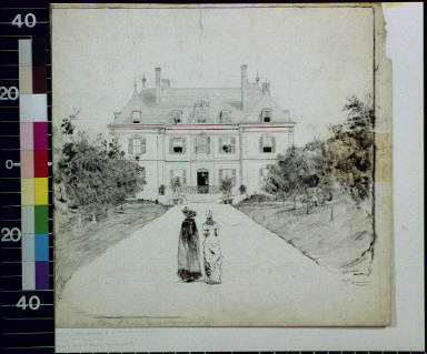 House of George R. Fearing Esq., Newport, R.I