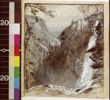 Hains [i.e. Haines] Falls, Catskills