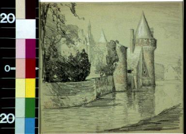 Chateau de Moulin
