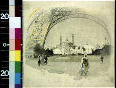 Some picturesque sides of the exposition