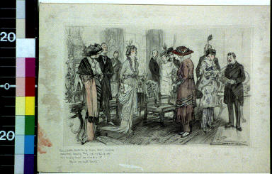 Mrs. Murphy began her rounds in the pay-as-you-enter-society